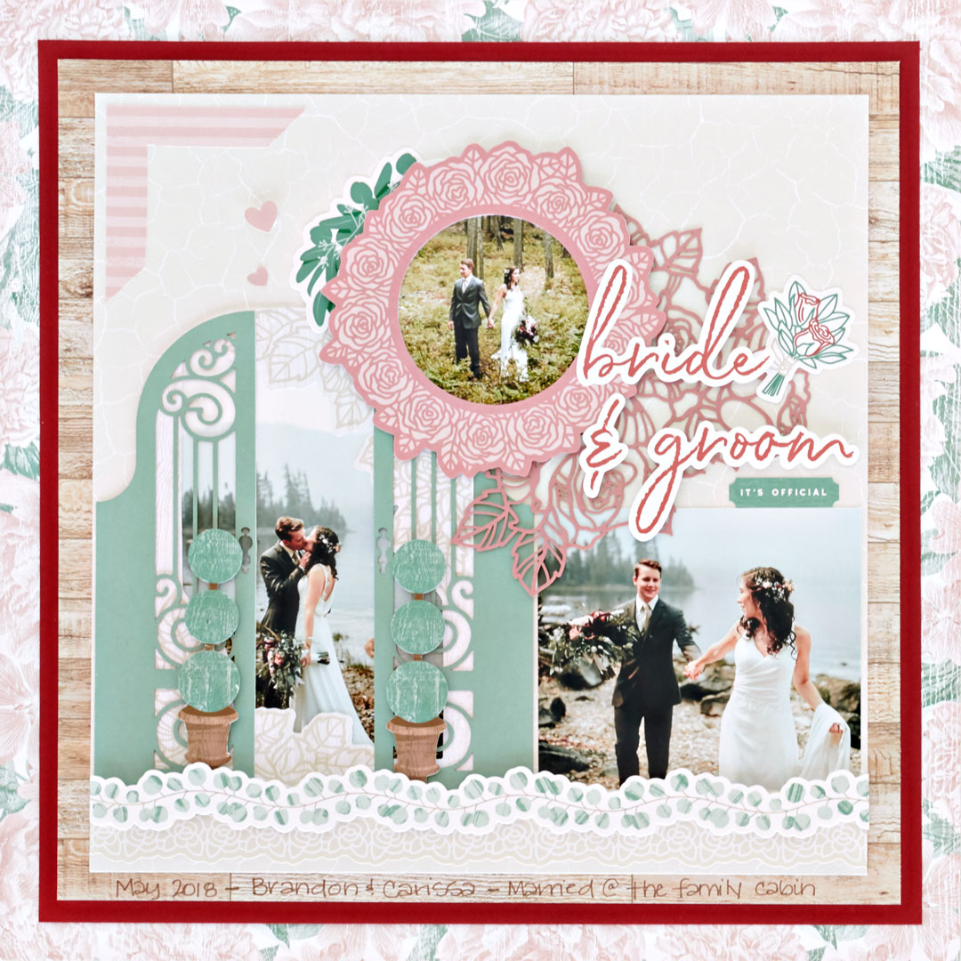 Ever-After-Wedding-Layout-Creative-Memories