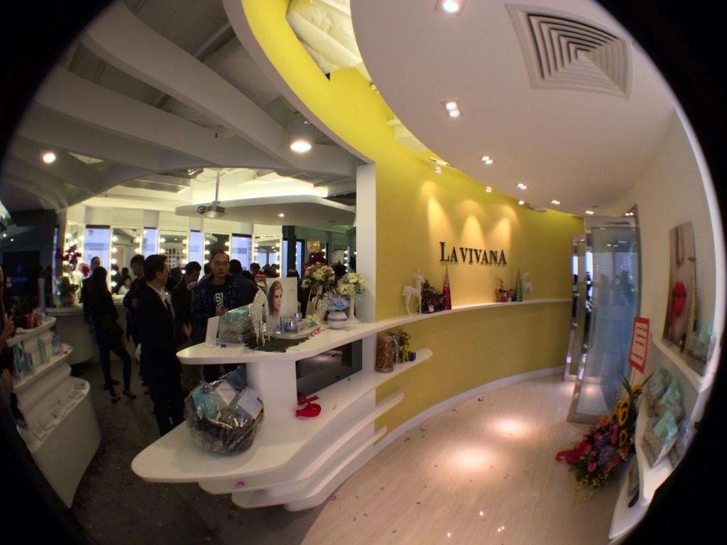 La Vivana Asia Showroom Grand Opening