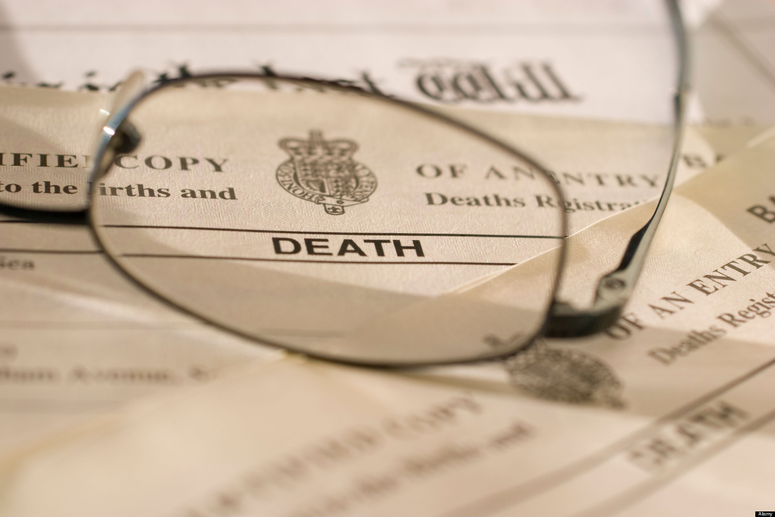 Legal News Il Supreme Court Holds That Death Certificates Are