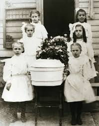 Old time Home Funeral