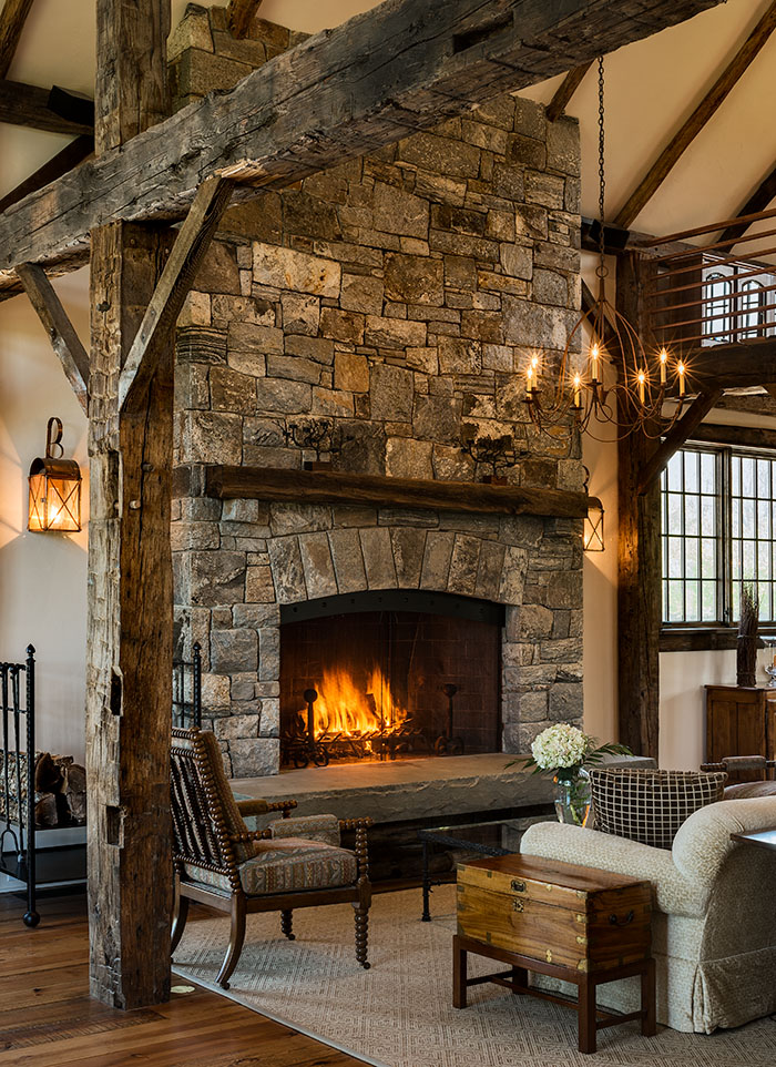 On The Drawing Board Stone Barn Addition Featured Recent Project