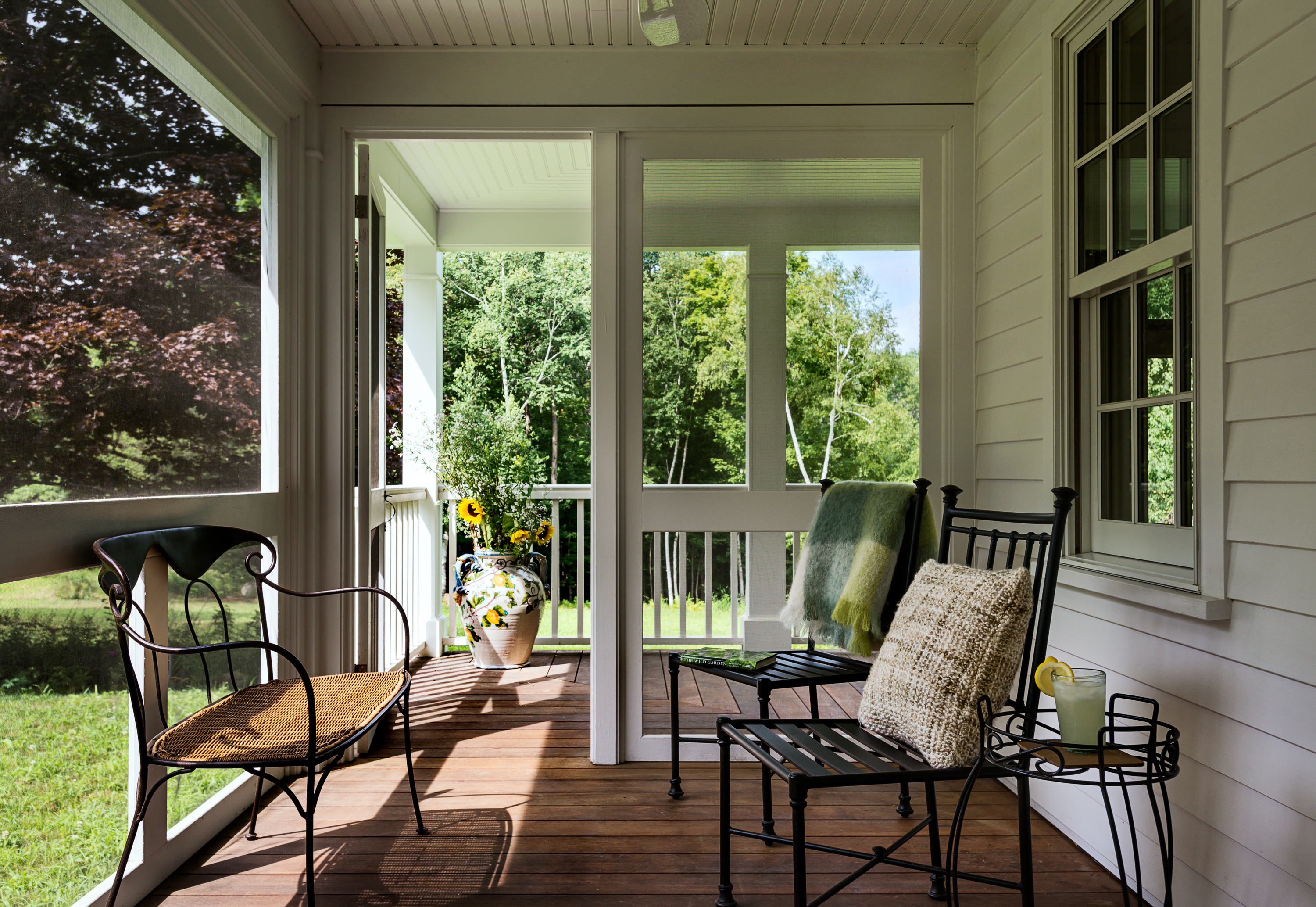7 Screened Porches(Revisited) - On the Drawing Board on Enclosed Back Deck Ideas id=86534
