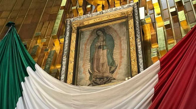 Día de la Virgen de Guadalupe Blog de Monica Sánchez en CRI Tours