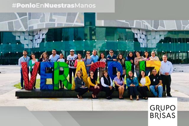 Fam Trip Grupos Brisas a Veracruz Inés Aragón