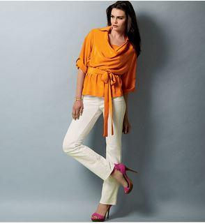 Jersey sewing pattern