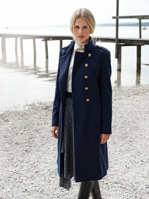 Croft Mill Coat Patterns Burda