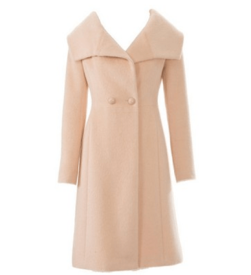 Croft Mill Coat Pattern Burda