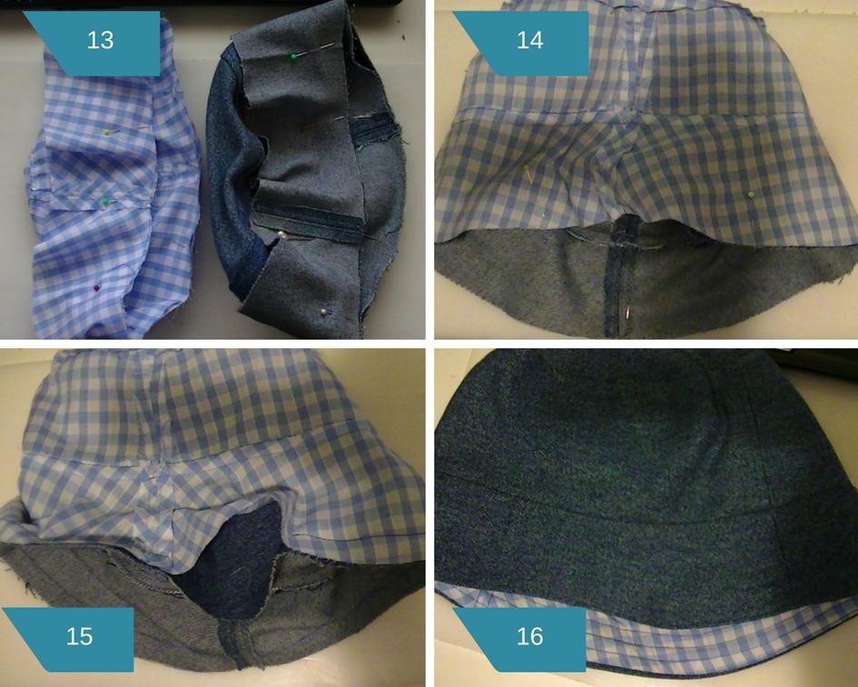 Croft Mill Denim Hat