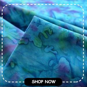 batik fabric from croftmill.co.uk