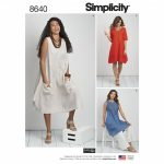 simplicity 8640