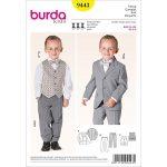 burda kids 9443