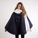 PAPERCUT PATTERNS - MILANO CAPE