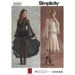 simplicity 8362