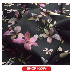 Silky Satin Fabrics