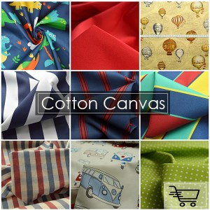 Cotton Canvas