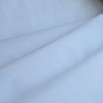 white cotton interfacing fabric