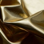 Gold Lame Fabric - croftmill.co.uk
