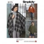 pattern simplicity 8173