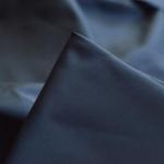 Tea, Tea - Dark Navy - Dark Navy Blue Taffeta Dress Fabric