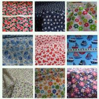Pretty Polly, poly/cotton fabrics from Croft Mill Fabrics