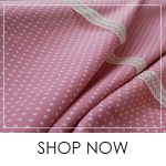 Poplin Prints - The Crafty Spot - Dusky Pink