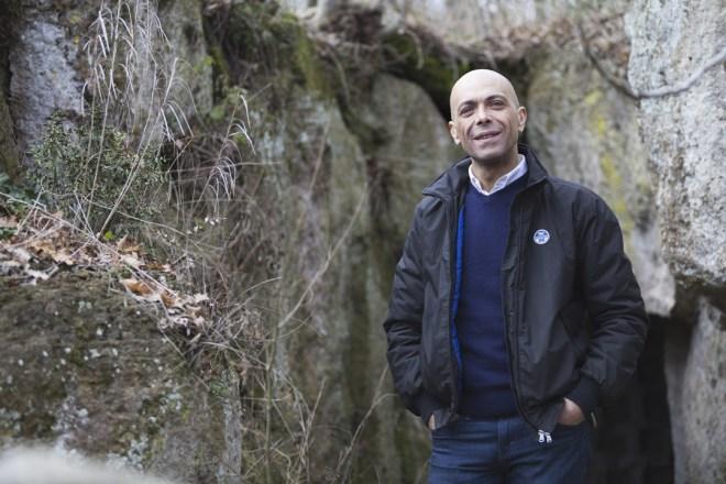 """Flavio Frezza, autore della monografia sugli skinhead italiani, """"Italia Skins"""""""