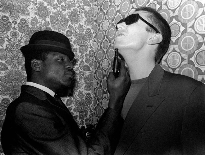 The Specials: Neville Staple e Jarry Dammers