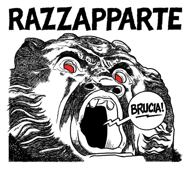 """Razzapparte """"Brucia"""""""