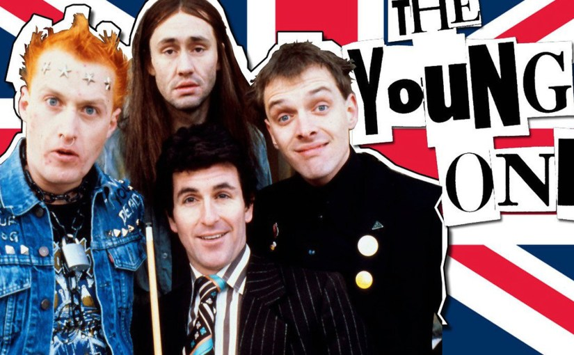 "Il telefilm ""The Young Ones"" (1982-1984)"