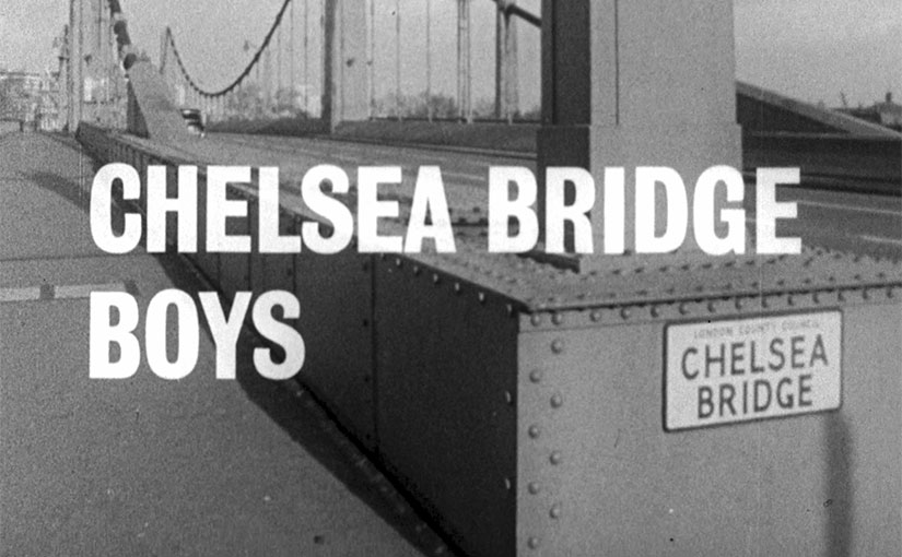 "Il documentario sui rocker ""Chelsea Bridge Boys"""