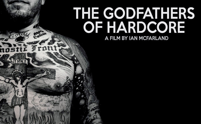 "Il documentario ""The Godfathers of Hardcore"" (2017)"