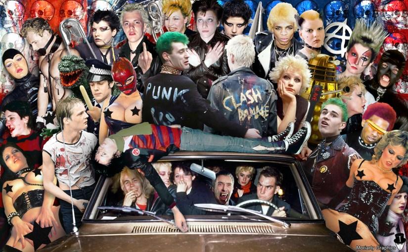 Il punk e la sua arte
