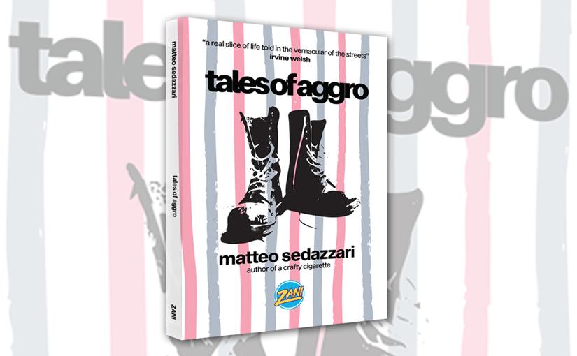 """Tales of Aggro"" (2018) by Matteo Sedazzari"