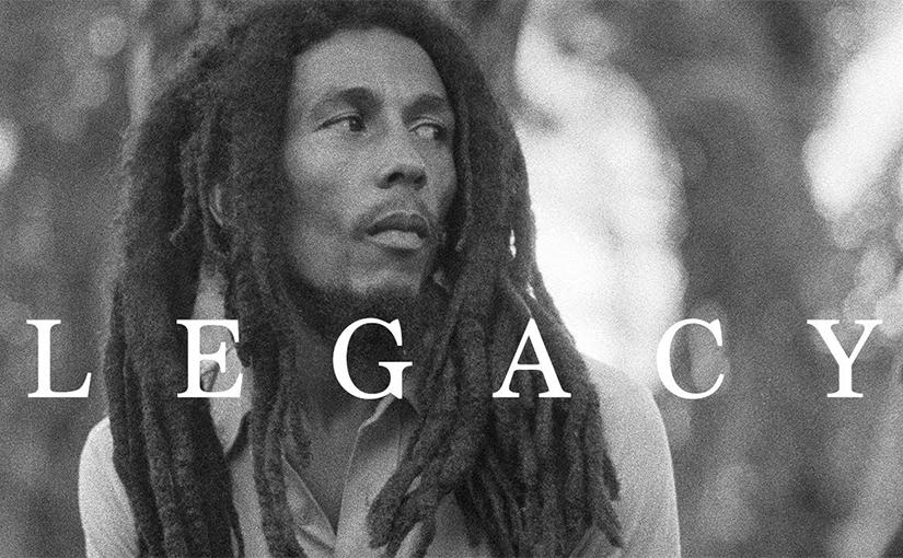 "Bob Marley e il documentario ""Legacy"""
