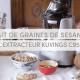 Meilleures recettes laits végétaux Kuvings