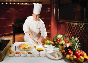 Silversea Culinary Cruise
