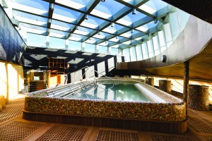 Costa Diadema Hot tub