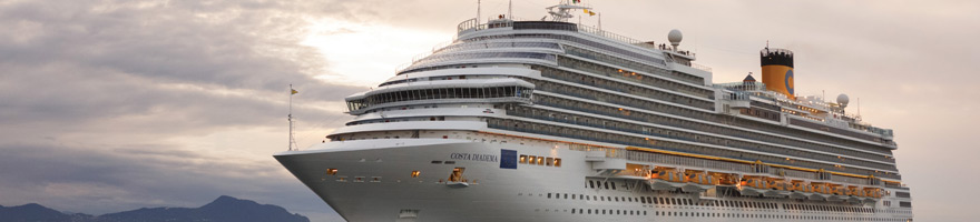 Costa Diadema Cruise Ship