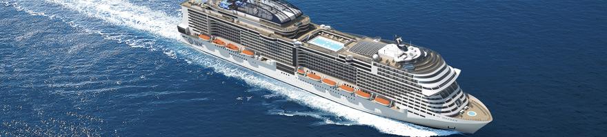 MSC Meraviglia Cruise