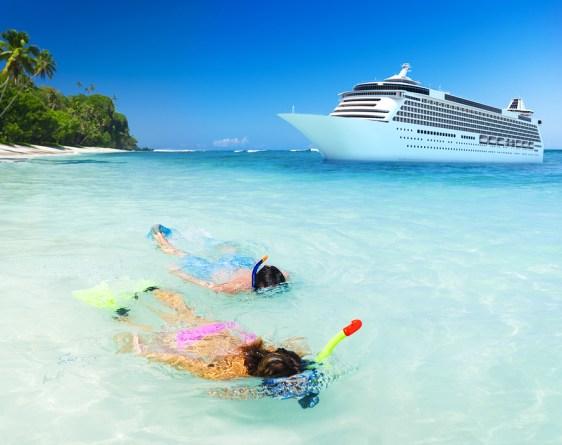 Couple Snorkeling Activity