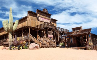 Take a Wild West tour and see what town life was like during the gold rush