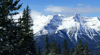 Canadian National Park destinations include Banff National Park