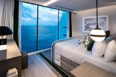 Edge Villa seaview bedroom