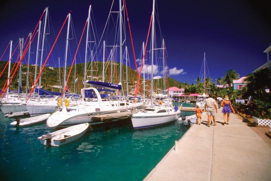 Scenic Caribbean Ports