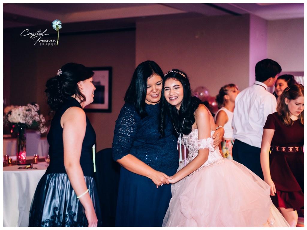 Alicia's Quinceanera Part 2:  The Celebration