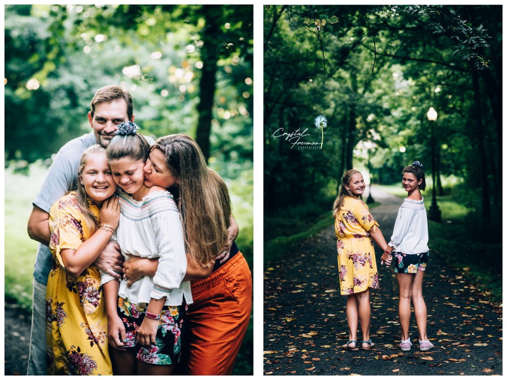 Bold Beautiful color - Spring Hill Family photographer