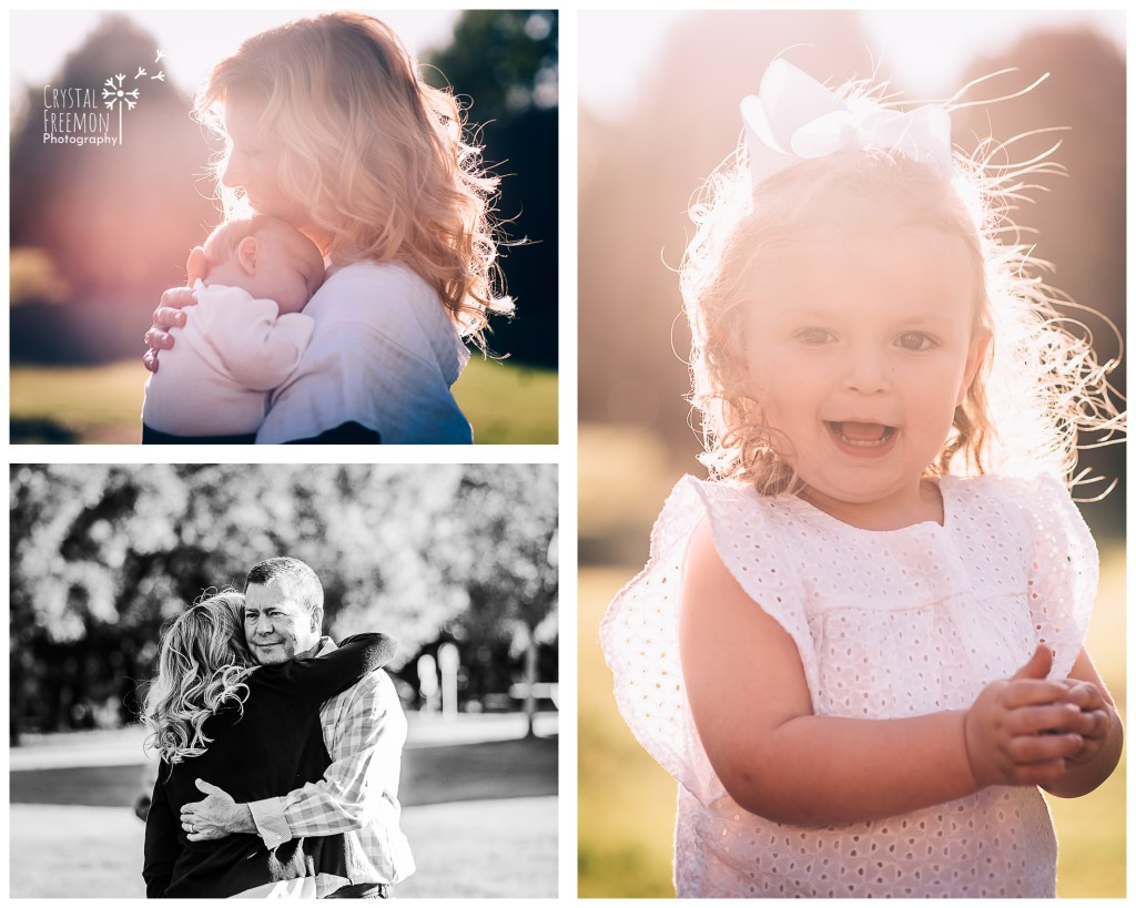 Extended Family Portrait Session at Aspen Grove Park in Franklin, TN