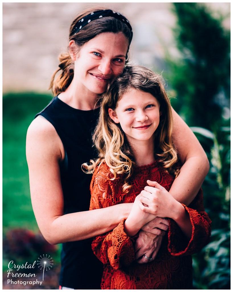 Haley's 11th birthday, plus my photographic vision