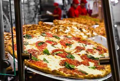 The Pizzeria at Grimaldi
