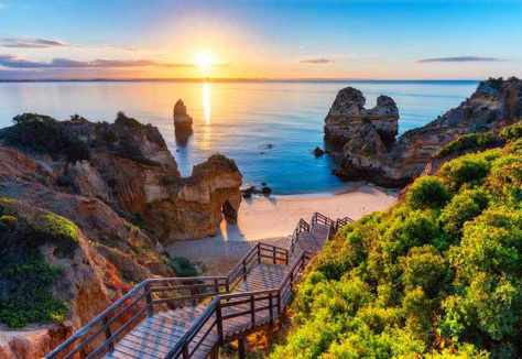 Algarve, Portugal – A beautiful Blend of Sun, Sand and Sea